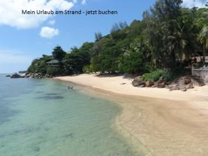 Mein Urlaub am Strand