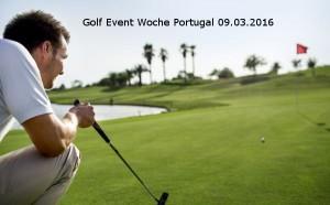 Golf Event Woche